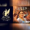 Ramyakrishna Queen won Asian Academy Creative Best Original Series