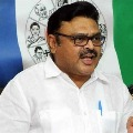 Ambati Rambabu comments on SEC Nimmagadda