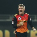 Hyderabad captain David Warner creates New record in IPL