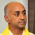 Galla Jayadev raises Amaravati in Lok Sabha