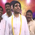 Lokesh announces donation for goldsmiths welfare in Mangalagiri