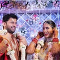 Hero Nithin replies for Nikhil tweet about after wedding party