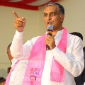 Minister Harish Rao laudsTelangana new revenue act