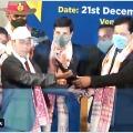64 members of 4 militant groups surrender before Assam CM