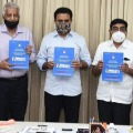 KTR launches lock down restart manual book
