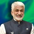 Vijaysai Reddy says this is final term to Chandrababu