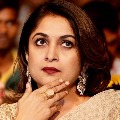 Ramya Krishna completes her shoot for Republic