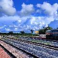 Trains starts journey after Corona lock down