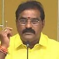 Jagan has to sign on TTD declaration says Nimmala Rama Naidu