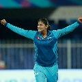 Radha yadav fifer restricts Trail Blazers for a low score