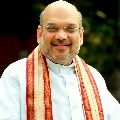 amit shah performs pooja at bagya lakshmi temple