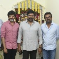 Chiranjeevi confirms film with Bobby