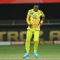 Injured all rounder Dwayne Bravo missed ongoing IPL season