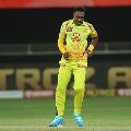 Injured all rounder Dwayne Bravo missed ongoing IPL season