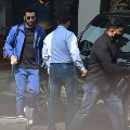 Ranbir Wore A Pricey Pair Of White Sneakers With Heels