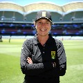 Claire Polosak set to make history in test cricket as a first woman umpire
