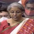 Nirmala Seetharaman budget highlights
