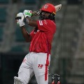 IPL Management fines Chris Gayle