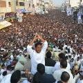 3 Years for Jagan Padayatra