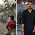 Tejaswini talk to media about Sandeep murder