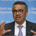 WHO director general Tedros Adhanom Ghebreyesus thanked India and PM Modi