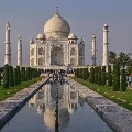 Few months after unlock Taj Mahal covered in dust poisonous gases