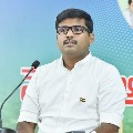 Gudiwada Amarnath warns TDP leader Sabbam Hari