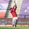 Kings XI Punjab set target to Chennai Super Kings