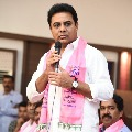 KTR participates TV channel debate ahead of GHMC Elections