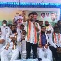 Congress leader Revanth Reddy Fires on Kishan Reddy