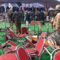 Khattar Chopper Did not Land in Karnal Due to Farmers Protest