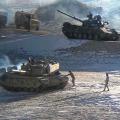 China Army Moving Back from Pongyong Lake