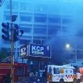Chiranjeevi responds on fire accident in Vijayawada covid care center