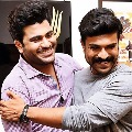 Sharwanand shares pics with Ram Charan on Friendship Day