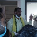 Palla Srinivas Rao demands Vijayasai Reddy to withdraw his letter on Vizag Airport