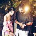 Allu Arjun celebrates his wifes birthday