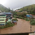 Heavy rains lashes Kerala as flood fears grips districts
