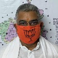 Bengal BJP Chief Dilip Ghosh says corona has gone
