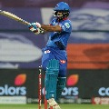 Dhawan gets into touch as Delhi posted reasonable score against Mumbai Indians
