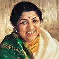Latha Mangeshkar shares Samadipta Mukharjee singing video