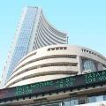 Sensex ends 499 points high