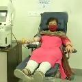 AAP MLA Atishi donates plasma