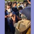 UP police apology to Congress leader priyanka gandhi