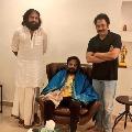 Pawan Kalyan felicitate art director Ananadsai