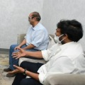 Chiranjeevi tells the details of meeting with CM Jagan