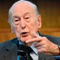 Former French President Giscard Dies