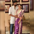 Rana Daggubati celebrates Dusshera at his in laws house