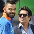 Anothe Sachin Record now in Kohli Account