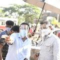 Acharya shoot resumes without Chiranjeevi