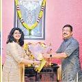 Actors Vani Viswanath and Priya Raman to join in BJP